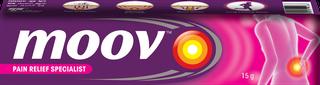 Moov 15g cream