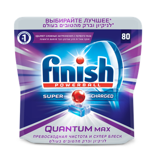 Finish Quantum Max таблетки 80 шт