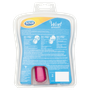 Scholl Velvet Smooth Electronic Nail Care System - Pink