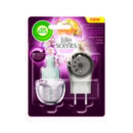 Elektrický osvežovac vzduchu - strojek & náplň: Radostné Léto