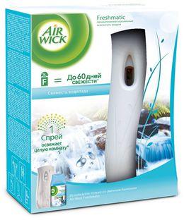 Автоматический освежитель воздуха Freshmatic  - Свежесть водопада