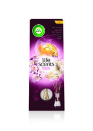 Air Wick® Varitas Perfumadas Life Scents™ -  Delicias de Verano