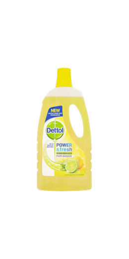 Dettol Power & Fresh Multi-Purpose Cleaner - Lemon&Lime