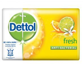 Dettol Antibacterial Fresh Bar Soap