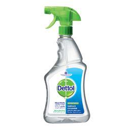 ديتول مطهر ومنظف الأسطح المضاد للبكتيريا لجميع الأغراضالرشاش البني الأصلي المنظف (الشفاف) بلا رائحة