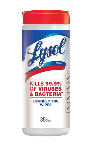 Lysol Wipes for Antibiotic Resistant Bacteria