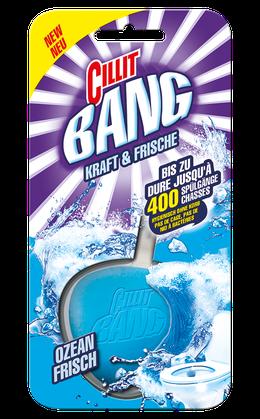 Cillit BANG Kraft & Frische WC-Spüler Ozean Frisch