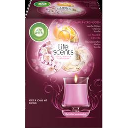 Air Wick Bougie & Gel Parfumé Le Plaisir Estival