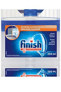 Finish trauku mazgājamās mašīnas tīrīšanas līdzeklis