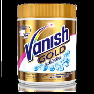Proszek Vanish Gold do białych tkanin