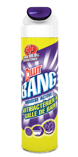 Cillit Bang Mousse Active Antibactérien¹ ²