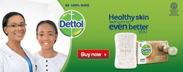 Dettol Eventone Soap