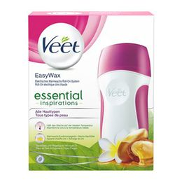 Veet EasyWax Elektrisches Warmwachs Roll-On-System essential inspirations