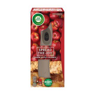 Freshmatic automatický osvěžovač vzduchu + náplň - Čerstvě upečený jablečný koláč