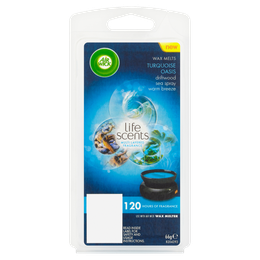 Air Wick Wax Melts Refill Life Scents™ Turquoise Oasis