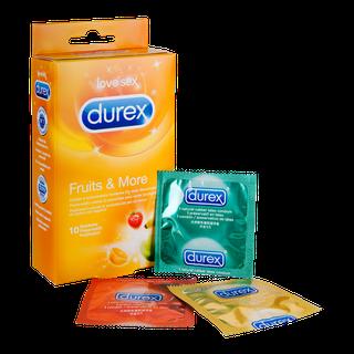 Durex Fruits & More
