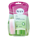 Veet® In Shower Hair Removal Cream For Dry Skin