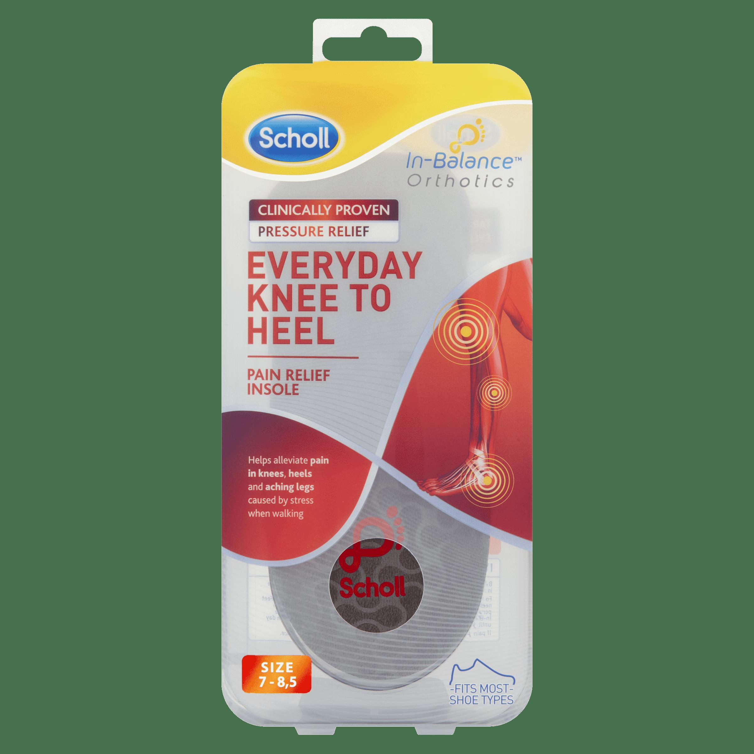 Orthotic Everyday Knee to Heel Medium