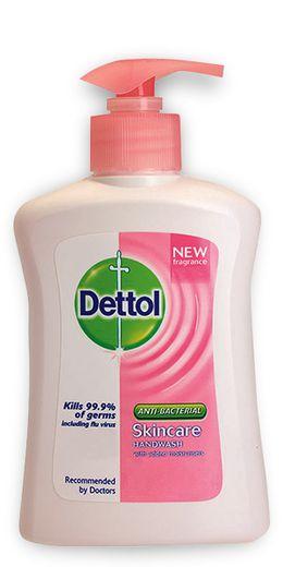 Dettol Antibacterial Skincare Liquid Hand wash