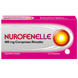Nurofenelle 400mg Compresse Rivestite