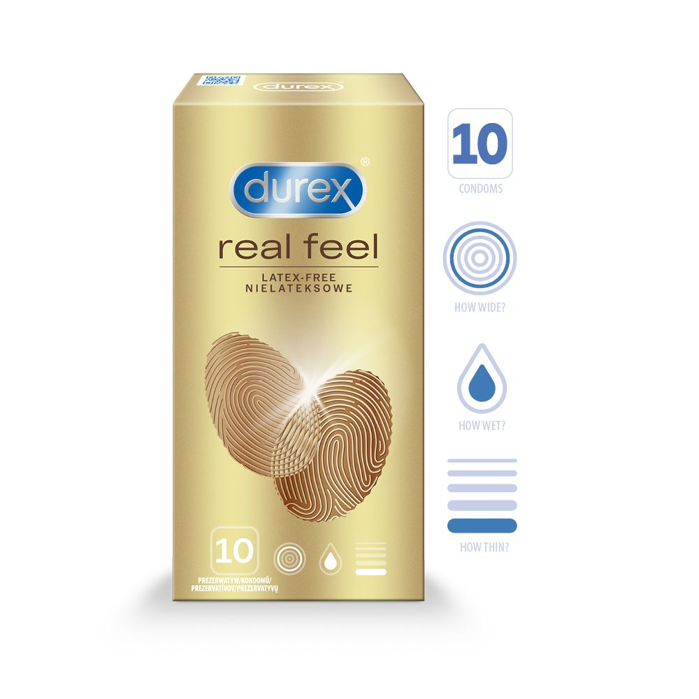 DUREX Real Feel N10