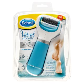 Scholl Velvet Smooth™ Express Pedi with Diamond Crystals