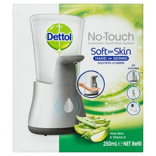 Dettol No-Touch Automatic Hand Wash System 250mL