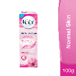 Veet Silk & Fresh Hair Removal Cream for Normal Skin, 100g