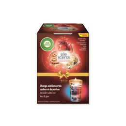 Bougie Multicolore Life Scents Spiced Apple Crumble