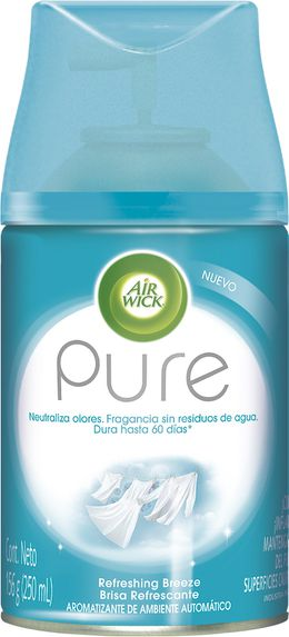 Aerosol Automático Freshmatic Pure Refreshing Breeze