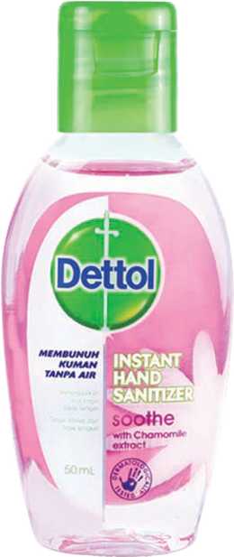 Dettol Hand Sanitizer Soothe 50 ml