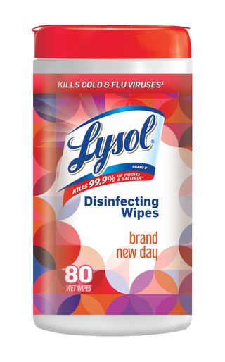 Lysol Disinfecting Wipes - Brand New Day