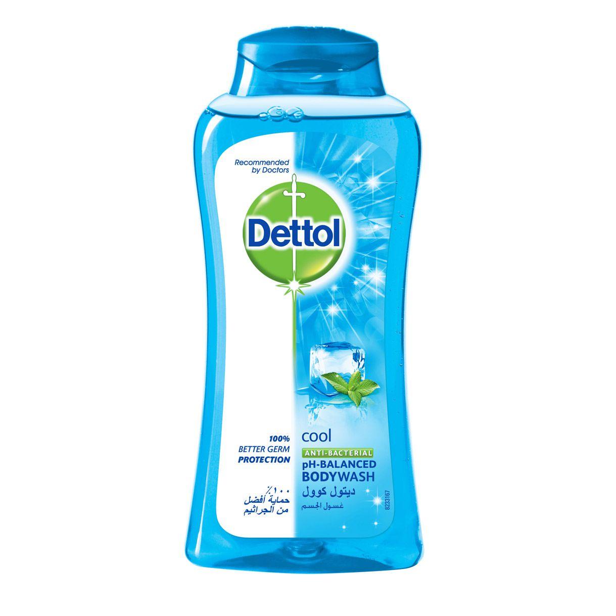 Dettol Cool Bath Soap Shower Gel Catcafemad Profresh 120g Anti Bacterial Body Wash
