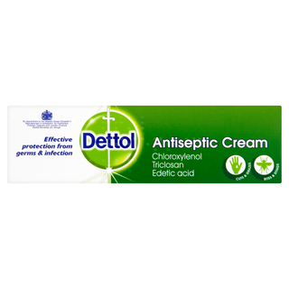 Antiseptic Cream   Germ Protection   Dettol