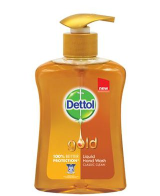 Dettol Gold Anti-Bacterial Classic Clean Hand Soap