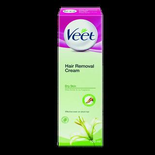 Veet® Hair Removal Cream For Dry Skin