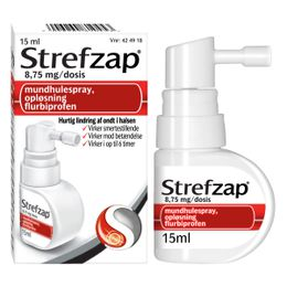 Strefzap 8,75 mg/dosis 15ml