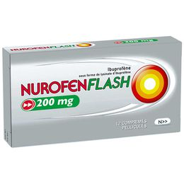 NUROFENFLASH 200MG