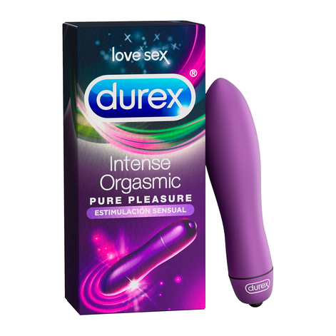 Durex Intense Orgasmic Pure Pleasure