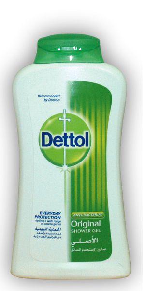 Dettol Original Antibacterial Body Wash 250ml