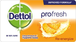 Dettol Soap Profresh Re-energize