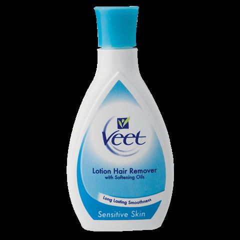 Hair Removal Lotion Sensitive Skin Veet Sa
