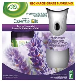 Freshmatic MAX Starter Kit Paarse Lavendel