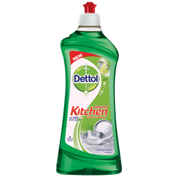 Dettol Healthy Kitchen Dish and Slab Gel - Lime Splash
