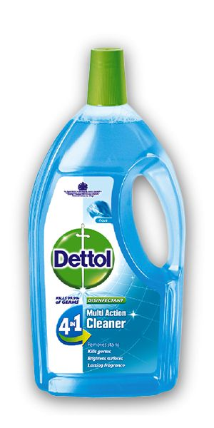 Dettol 4in1 Disinfectant Multi Action Cleaner Aqua 900ml