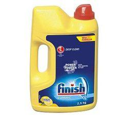 Gépi mosogatópor friss citrom illattal
