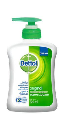 Dettol original limpieza higienica Jabón liquido
