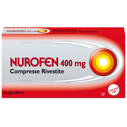 Nurofen 400mg Compresse Rivestite