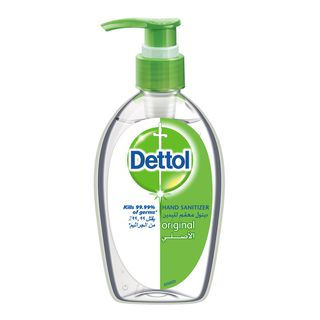Dettol Hand Sanitizer Skin Care 200ml (No Sleeve)