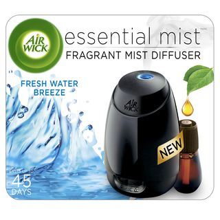 FRESH WATER BREEZE SCENTED ESSENTIAL MIST® DIFFUSER STARTER KIT
